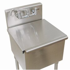 Stainless Steel Utility Sink Cover