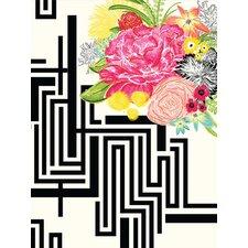 Michi Garden Canvas Art