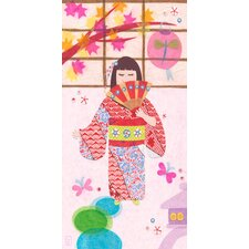 Japanese Lantern Canvas Art