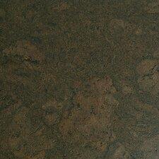 "EZ Cork 6"" Resilient Cork Hardwood Flooring in Casca Espresso"