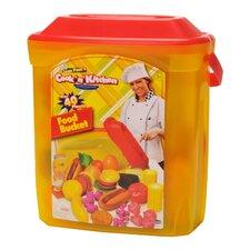Cook N' Kitchen 40 Piece Gourmet Food Bucket Set