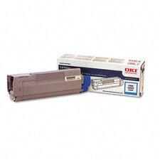 43324419 OEM Toner Cartridge, 5000 Page Yield, Cyan