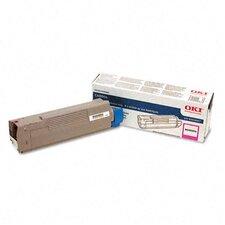 43324467 OEM Toner Cartridge, 4000 Page Yield, Magenta
