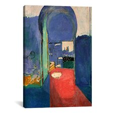 'Entrance to the Kasbeh, 1912' by Henri Matisse Painting Print on Canvas
