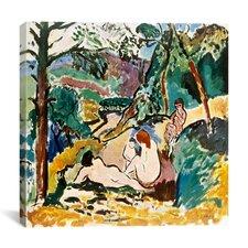 """Pastoral Landscape (1905)"" Canvas Wall Art by Henri Matisse"