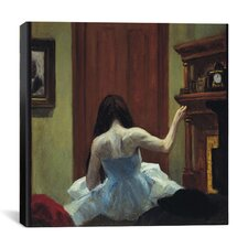"""New York Interior"" Canvas Wall Art by Edward Hopper"