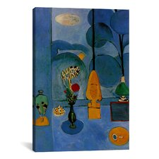 """The Blue Window (1913)"" Canvas Wall Art by Henri Matisse"
