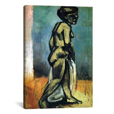 """""""Standing Nude (1907)"""" Canvas Wall Art by Henri Matisse"""