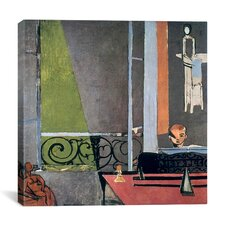 """""""The Piano Lesson (1916)"""" Canvas Wall Art by Henri Matisse"""