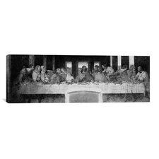 'The Last Supper II' by Leonardo Da Vinci Painting Print on Canvas