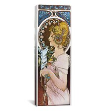 The Pen, 1899 Canvas Print Wall Art