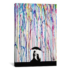 'Sempre' by Marc Allante Painting Print on Canvas