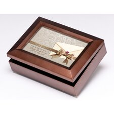 Digital Happy Birthday Music Jewelry Box