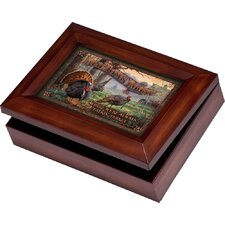 Wildlife Digital Old Tom's Roost Music Jewelry Box