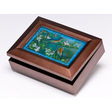 Wildlife Digital Bird Music Jewelry Box