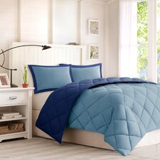 Larkspur Down Alternative Comforter Set