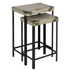 Vacaville 2 Piece Nesting Tables