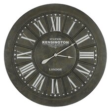 "Oversized 39"" Capen Wall Clock"