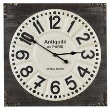 "Oversized 26.75"" Talbert Wall Clock"