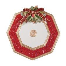 Night Before Christmas Serving Platter