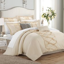 Ruth 8 Piece Comforter Set