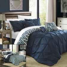 Trenton 7 Piece Comforter Set