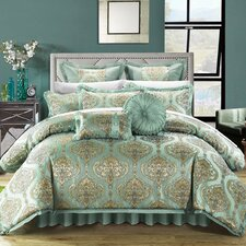 Como 9 Piece Comforter Set