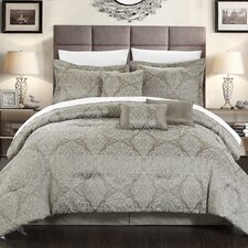 Jessica 11 Piece Bed in a Bag Set