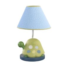 "Turtle Reef 12"" H Table Lamp with Empire Shade"