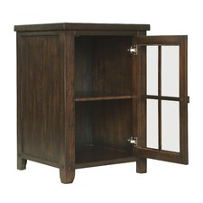 Dakota 18 Bottle Wine Cabinet