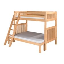 Twin Over Full Bunk Customizable Bedroom Set