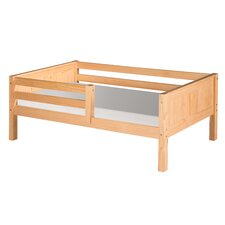 Day Bed with Guard Rail