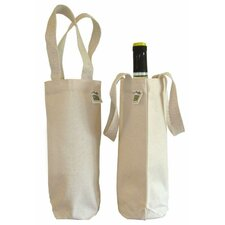 Canvas Wine Bag (1 bottle)
