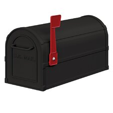 Heavy Duty Rural Post Mounted Mailbox