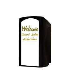 Accent Majestic Key Valet Lectern Podium