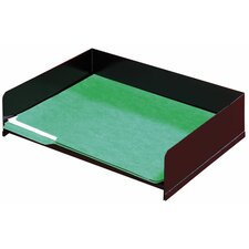 ClassicTM No Post Stacking Desk Tray