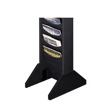 Single Base for Display Rack
