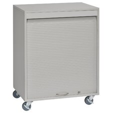 Locking HIPPA Utility Cart
