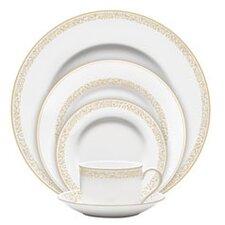 Vera Filigree Gold Dinnerware Collection