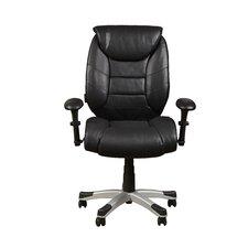Sealy Posturepedic™ Memory Foam Chair Bovina Black