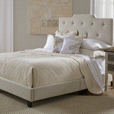 Stephanie Upholstered Queen Panel Bed