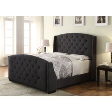 Linosa Upholstered Panel Bed