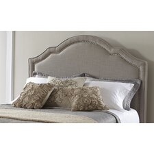 Silver & Grey Upholstered Headboard