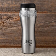 Personalized Bling Tumbler