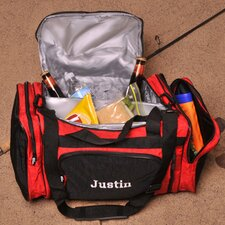 36 Can Personalized Gift 2 in 1 Duffle Picnic Cooler