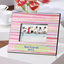 Personalized Gift Color Bright Picture Frame