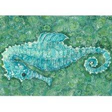 Seahorse Mat