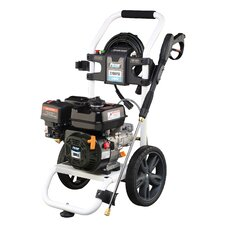Gas-Powered 2700 PSI Power Pressure Washer with Hose