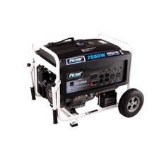 7,500 Watt Gasoline Generator with Electric Start
