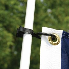 Charlevoix Burgee Pole and Antenna Clip
